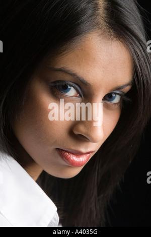 junge Asiatin - Stockfoto