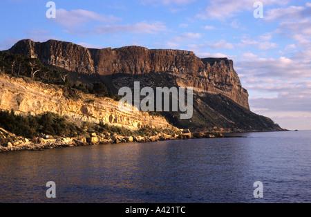 ´ Cassis Côte Azur Frankreich Französisch port Provence - Stockfoto