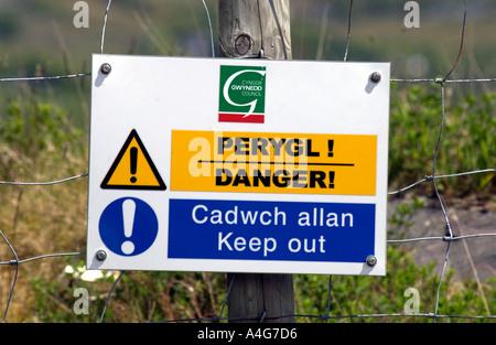 In Gefahr Englisch