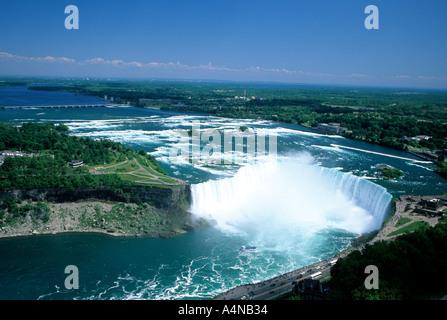 Niagara Falls Ontario Kanada - Stockfoto
