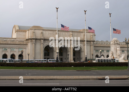 Union Station Washington DC USA - Stockfoto