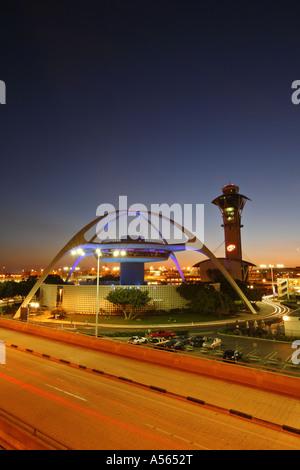 Begegnen Sie Restaurant Los Angeles International Airport LAX El Segundo Los Angeles County Kalifornien Vereinigte - Stockfoto