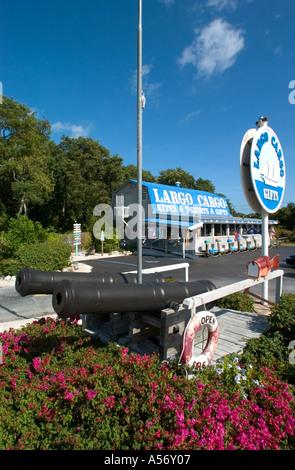 Geschenke Shop, Key Largo, Florida Keys, Florida, USA - Stockfoto