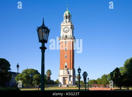 Englisch Tower Plaza San Martin Buenos Aires Argentinien Südamerika - Stockfoto
