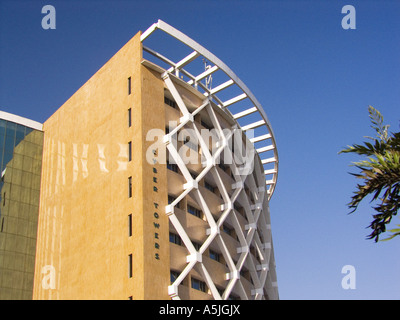 Cyber Towers Gebäude Hyderabad Andhra Pradesh Indien - Stockfoto