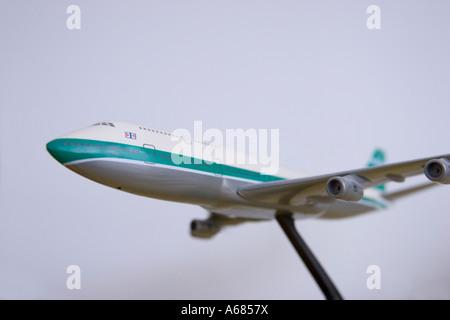 Spielzeugflugzeug - Stockfoto