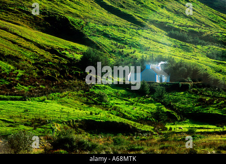 Bauernhof County Kerry Irland - Stockfoto