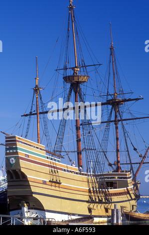 AJ9125, Plymouth, Massachusetts, MA - Stockfoto