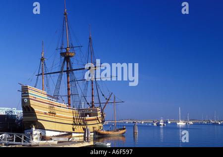 AJ9127, Plymouth, Massachusetts, MA - Stockfoto