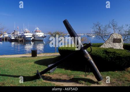 AJ9138, Plymouth, Massachusetts, MA - Stockfoto