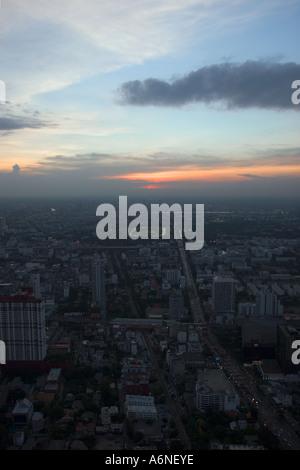 Bangkok Sunset B - Stockfoto