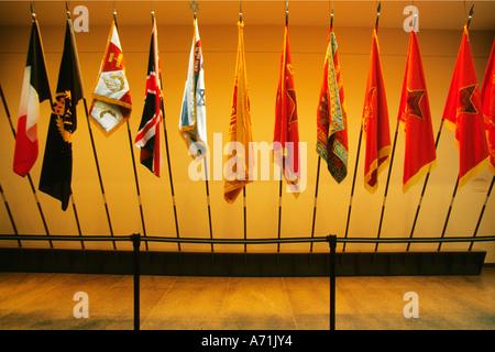 USA-Washington DC der Vereinigten Staaten von Amerika Memorial Holocaust Museum - Stockfoto