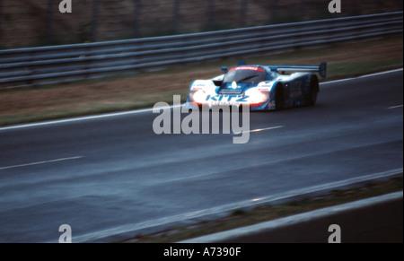 Die 1989 Le Mans 24 Stunden Rennen Auto - Stockfoto