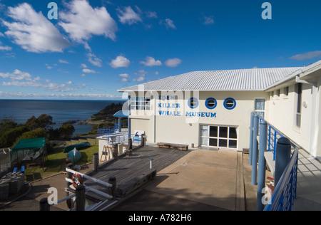 Killer Whale Museum, Eden, New-South.Wales, Australien. - Stockfoto
