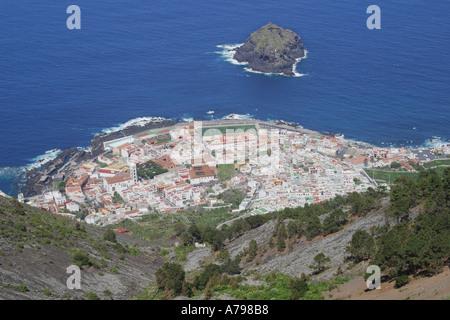 Garachico, Teneriffa, Kanarische Inseln, Spanien. - Stockfoto