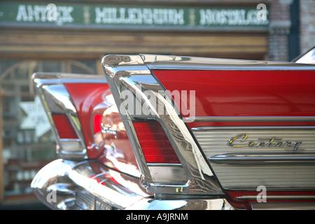 Alten Oldtimer Buick in Monnickendam Noord Holland Niederlande - Stockfoto