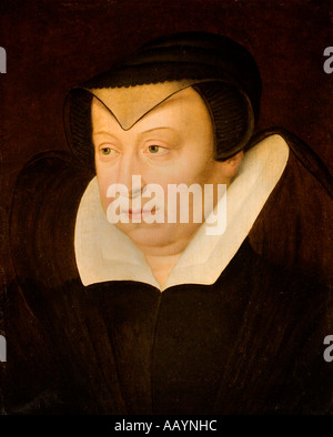 Catherine de Medici XVI Jahrhundert Frau von Henri II 2-1519-1589 - Stockfoto
