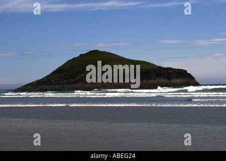 Long Beach Pacific Rim Provincial Park Tofino British Columbia Kanada - Stockfoto