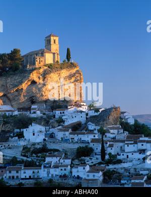 Montefrio Andalusien Spanien - Stockfoto