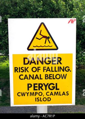 Gefahr Englisch