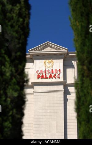 Caesars Palace Sängerin