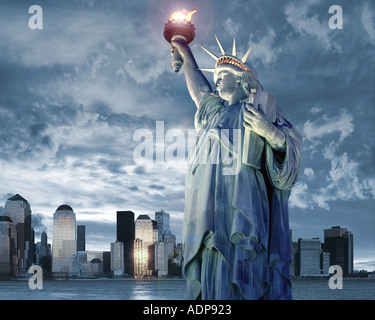 USA - NEW YORK: Reisekonzept - Stockfoto