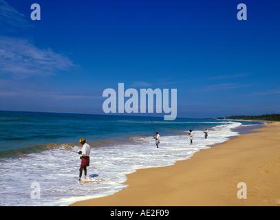 AHUNGALLA Westküste SRI LANKA Asien SriLanka - Stockfoto
