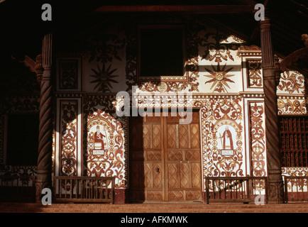 Jesuitenmission - San Miguel de Velasco Bolivien - Stockfoto