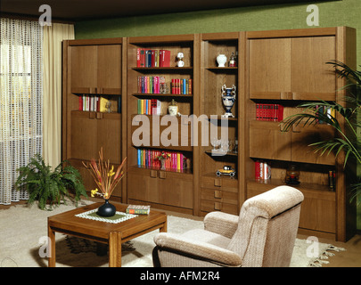 m bel wohnzimmer 1970er jahre 70er jahre historisch historische m bel dekoration couch. Black Bedroom Furniture Sets. Home Design Ideas