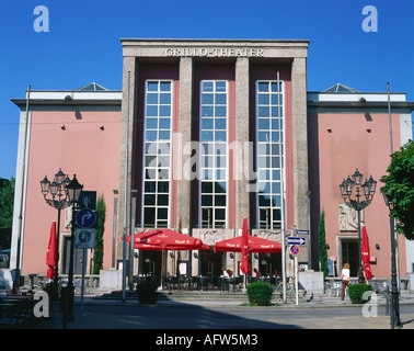 Geographie/Reisen, Deutschland, Nordrhein-Westfalen, Essen, Theater/Theater, Grillo Theater, Außenansicht,, Additional - Stockfoto