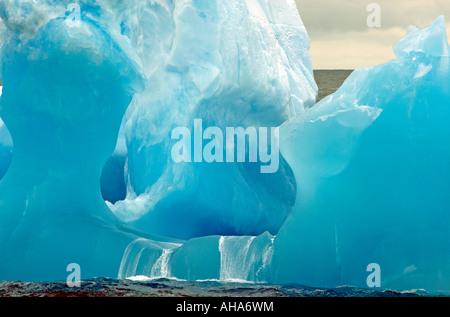 Eisberg in der Antarktis - Stockfoto