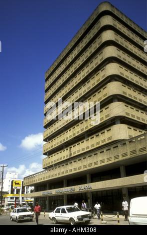 Mombasa Rückversicherung Plaza Mombasa Kenia in Ostafrika - Stockfoto