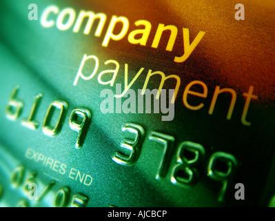 Kreditkarte - Stockfoto