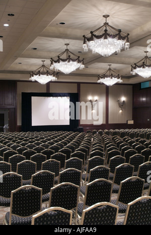 Leere Auditorium - Stockfoto