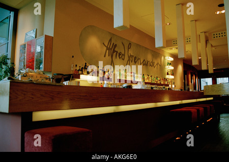 Bar in Berlin - Stockfoto