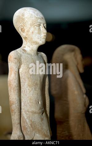 Ägyptische Statue - Stockfoto