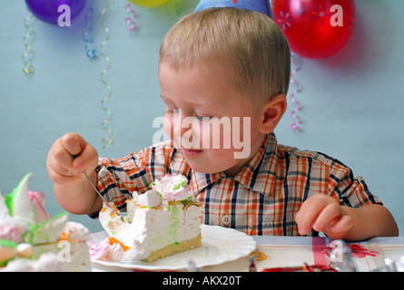 Geburtstag des Kindes - Stockfoto