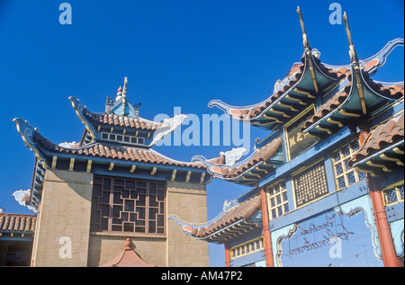 Chinatown in Los Angeles Kalifornien - Stockfoto