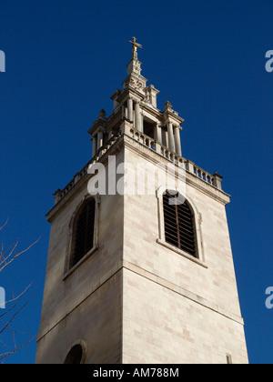 St. Stephen Walbrook. 39 Walbrook, London EG4 - Stockfoto
