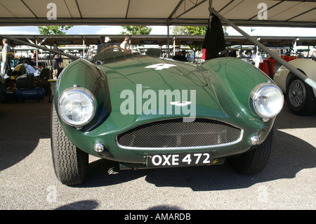 1955 Aston Martin DB3S - Stockfoto