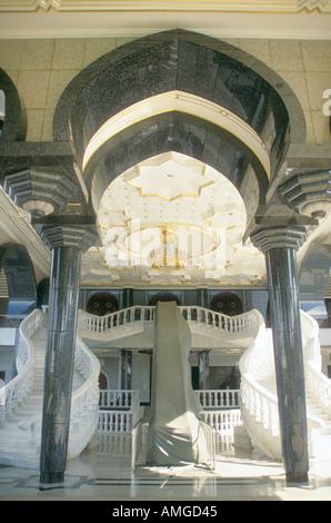 Brunei Jame Asr Hassanil Bolkiah Moschee - Stockfoto