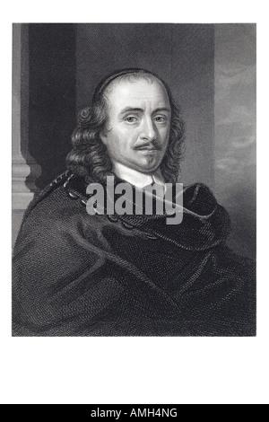 PIERRE CORNEILLE französischen Dramatiker 1606 1684 Tragöde Dramatiker Les Cinq Auteurs Querelle du Cid drei Diskurse - Stockfoto