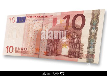 Euro-Banknote - Stockfoto