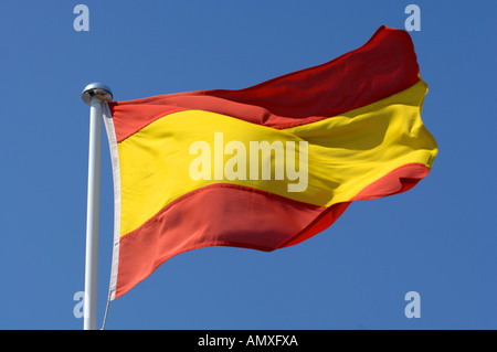 spanische flagge stockfoto bild 63298313 alamy. Black Bedroom Furniture Sets. Home Design Ideas