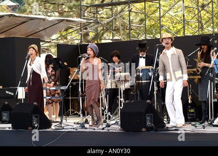 Del Bravo Arashiyama Kyoto Japan September 2005 - Stockfoto
