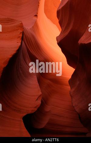 Antelope Canyon - Stockfoto
