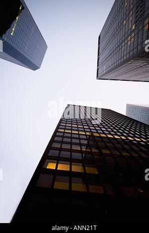 Architektur, Wolkenkratzer - Stockfoto