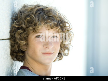 Teenager, Porträt - Stockfoto