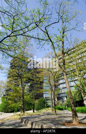 Europäisches Patentamt, München, Upper Bavaria, Bayern, Deutschland