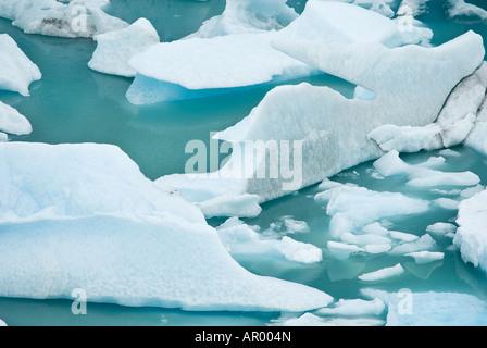 Perito Moreno-Gletscher, Los Glaciares NP, Argentinien, Patagonien - Stockfoto